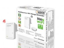 Addon APR3000N 300Mbps Multifunction WiFi Range Extender / WiFi Booster / WiFi Repeater